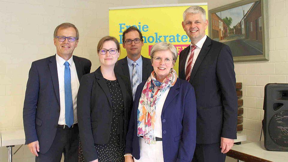 Informations- und Diskussionsveranstaltung der FDP Kreis Düren