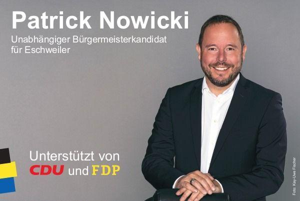 Patrick Nowicki