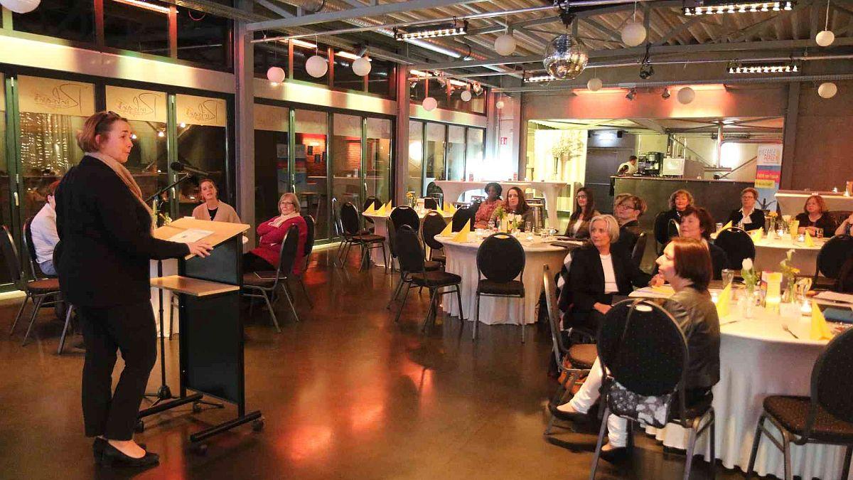 Erstes Ladies Dinner der Liberalen Frauen des Bezirks Aachen
