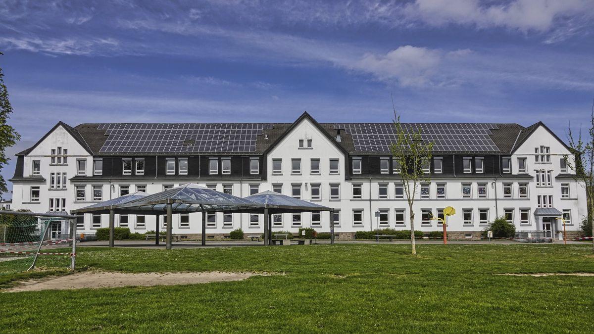 Alte Kaserne an der Gartenstraße