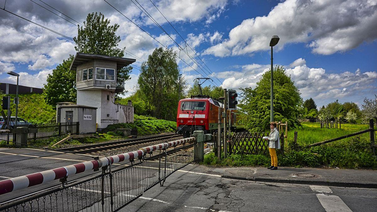 Bahnübergang Jägerspfad