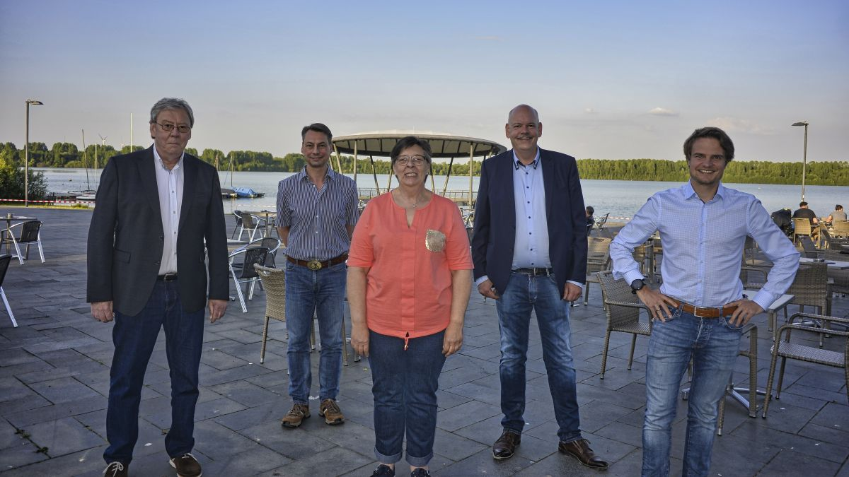 Stefan Schulze ist der Spitzenkandidat der FDP