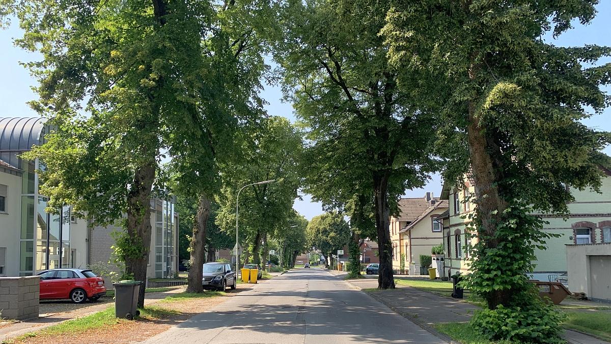 Wilhelminenstraße in Pumpe-Stich