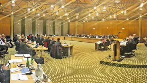 Ratssitzung der Stadt Eschweiler