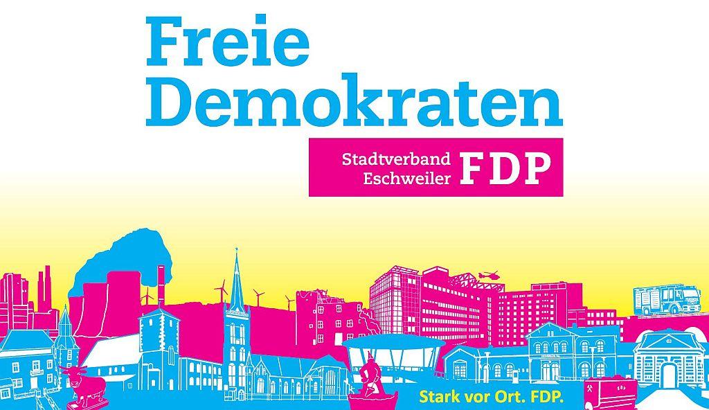 FDP Eschweiler - Stark vor Ort.