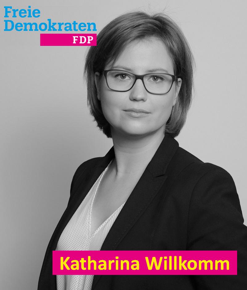 Katharina Willkomm MdB