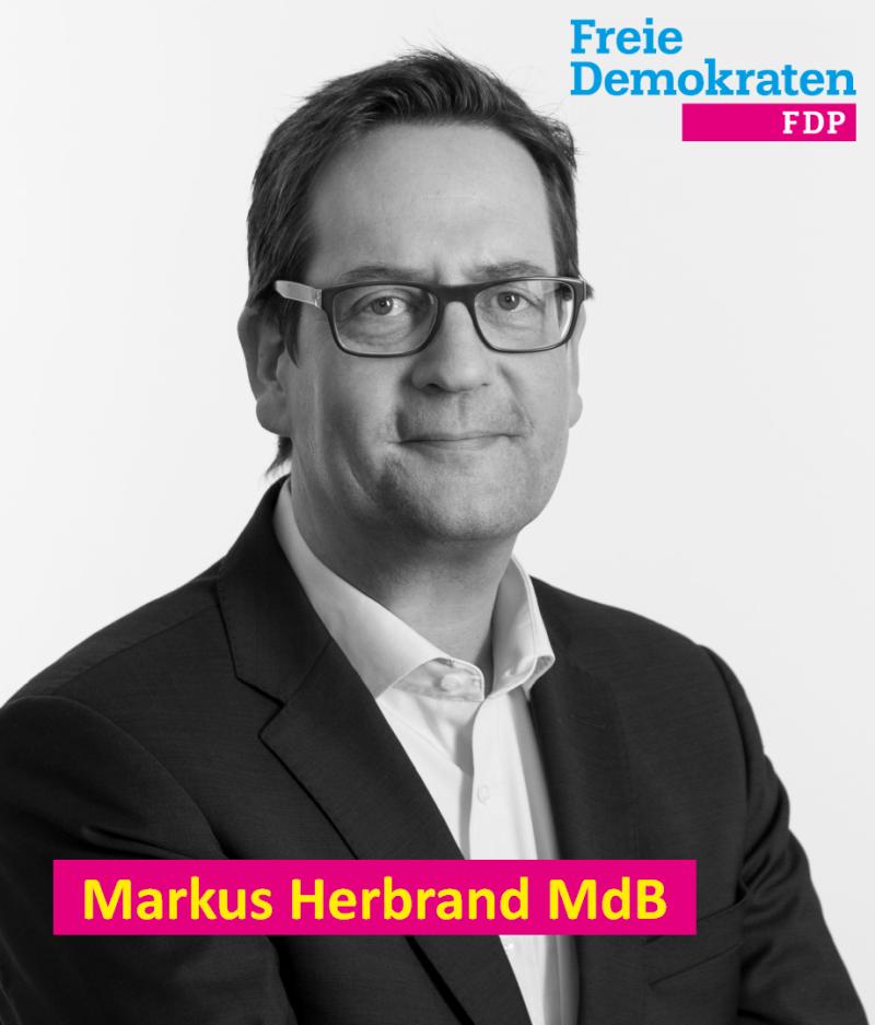 Markus Herbrand MdB
