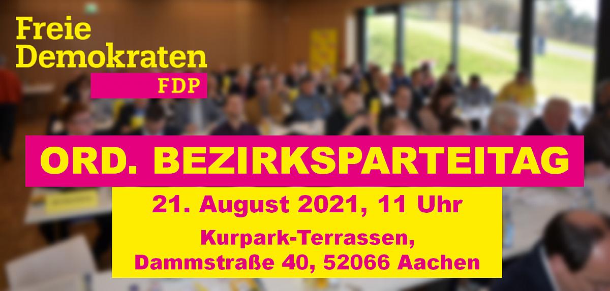 Bezirksparteitag 2021
